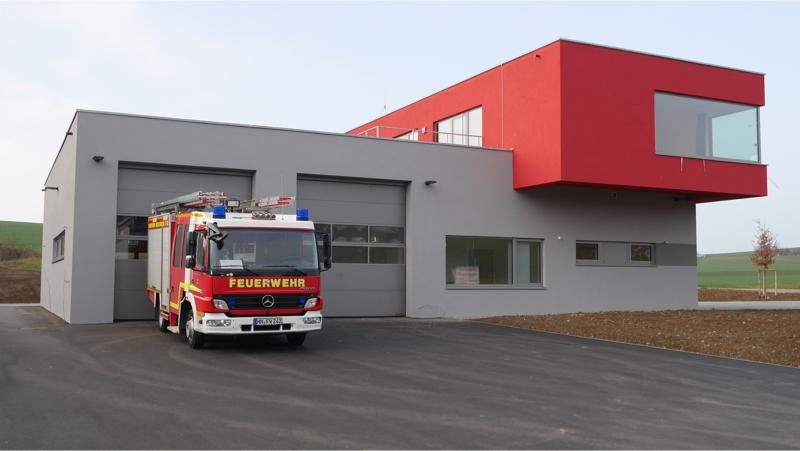 Feuerwache Dahenfeld